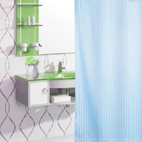 Wholesale Stylish high quality CM Polyester Shower Curtain Waterproof Bathroom Waterproof Thickening Curtains