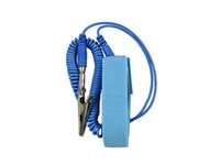 Wholesale Hot Anti Static Wrist Strap Grounding ESD Wristband Discharge Cables For Electrician IC PLCC worker