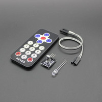 Wholesale hot sell set For Arduino Infrared wireless remote control kit