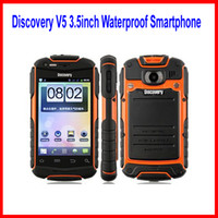 discovery v5 - Discovery V5 inch Screen Android Smart mobile phone waterproof Shockproof inch screen colors Unlocked cell phone