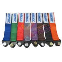 Wholesale Xpower Universal Racing Towing Ropes tow strap green red black blue purple grey