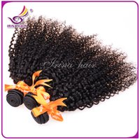 outlet brazilian hair - Factory outlet price virgin brazilian curly hair for black women sew in hair extensions raw unprocessed extension human hair weave