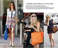 online shopping - cheapest online summer basic style Beach bag colorful shop bag Crochet bag straw bag Women Classic Straw Bag shoulder bag tote
