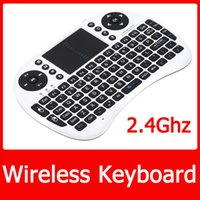android game player for pc - Wireless Game Keyboard Rii Mini i8 Air Mouse Multi Media Player Remote Control Touchpad for Android Smart TV Box MXIII M8 MXQ MX3 Mini PC