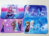 Wholesale Frozen ELsa Anna Non slip bath mat carpet blanket Coral velvet mats Super absorbent doormat Cartoon skid Bath Mats cm