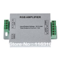 amplifier protection light - RGB AMPLIFIER Controller Signal Amplifier V A For SMD SMD RGB LED Strip Light amplifier protection light