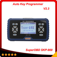Wholesale 2015 SuperOBD SKP V2 Key Programmer Super OBD SKP900 Support Almost All Cars Free UpdateOnline By DHL