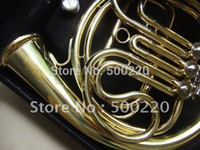 Wholesale Conn D double french horn with case