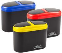 automotive drink holders - New Mini Trash Automotive Supplies Accessories Car Trash Can Car Styling Car Drink Holder Binnel Online