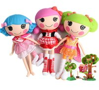 Wholesale CM MGA lalaloopsy dolls for girls lalaloopsy Lotte mini Plastic Doll Toys Lalaloopsy doll Classic boneca toys