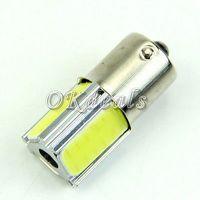 Wholesale 1 New HID White P21W chips COB LED Bulb For Car Backup Reverse Light