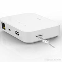 Wholesale 2015 Wifi Tp Link Extender Roteador g Wireless Router Mobile Power Portable Car Line Unicom Sim Card Mifi Gorgeous Hame A19