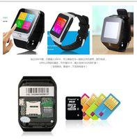 smart meter - 2015 new M9 smart watch bluetooth Smart Watch phone support sim G TF card quot reloj inteligente Camera pedometer wristwatch