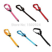 Wholesale Brand New Adjustable Nylon Classical Ukulele Snap on Strap With Hook Buckles All Sizes