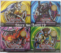 shadow boxes - Yugioh shadow specters English version cards pack yugioh board game yugioh boxes send at random