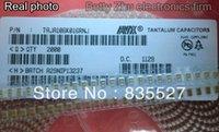 avx tantalum capacitors - SMD tantalum capacitor uf v k c A3216 type A mm X1 mm X1 mm Brand AVX
