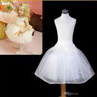 Wholesale Hot Sale In Stock Cheap Child Petticoat For Pageant Dress For Little Girls Dress Flower Girls Petticoat Crinoline New Arrivals