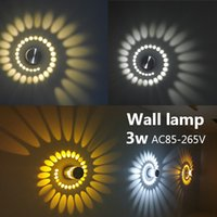 Wholesale New products LED Modern Aluminum V multicolor Lighting Indoor Wall Lamp KTV Decorate Lights Luminaire Livingroom