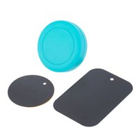 Wholesale New Universal Strong Magnetic Car Cell Mobile Smart Phone Holder Air Vent Mount blue hot selling