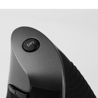 Wholesale Human Engineering Mouse Delux Wired M618 ergonomics vertical mouse for PC laptop computer