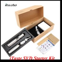 innokin - Original iTaste SVD Starter kit Innokin SVD Starter kit W Variable Wattege innokin Itaste SVD Vaporizer Kit E Cigarette Kit