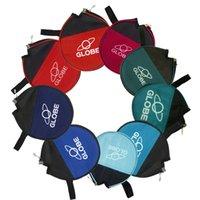 Wholesale 2Pcs Globe Table Tennis Ping Pong Racket Cover