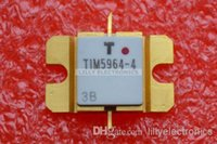 Cheap TIM5964-4 Encapsulation:RF TRANSISTOR,MICROWAVE POWR GaAs FET