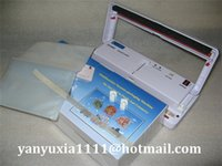 Wholesale DHL FEDEX New SINBO DZ Household Plastic Bag Vacuum Sealer Packing Machine For Food With Free Bag