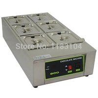 Wholesale Commercial Use Lattice v v Electric kg Digital Chocolate Fountain Chocolate Melter
