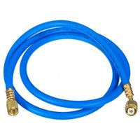 Wholesale New Arrival High Quality Blue Plastic AC Refrigerant Charging Hoses R410a R134a ft HVAC quot SAE PSI Hose Tube