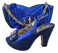 Cheap lady shoes with bag sets Best high heel shoes with handbag