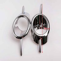 Wholesale New CHEVY CRUZE TRIPLE CHROME FRONT FOG LIGHT COVER TRIM NEW order lt no track