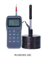 Wholesale Portable Leeb Hardness Tester ML108 free shiping