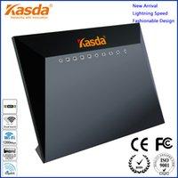 Wholesale 1200Mbps ac Dual Band WiFi Router Gigabit Ethernet KA1200AEU Kasda
