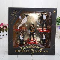 michael jackson - Michael Jackson PVC Action Figure MJ Collection Model Toy cm New in Retail Box set retail Free shopping