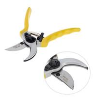 Bypass tools cut trees - High Quality TNI U Garden Shears Professional Pruner Practical Scissors TU Ideal Tree Snip Cutting Tool for Gardening E0737