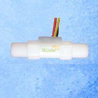 Wholesale USN HS41TA Hall Water Flow Sensor L Min BSP1 quot Threaded Ends Exclusive Seller Ultisensor