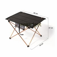 Cheap 30pcs High Quality Aluminium Alloy Ultra-light Portable Folding Table Foldable Outdoor Camping Picnic Desk 00645