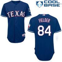 texas rangers - 2015 Texas Rangers Prince Fielder Cool Base Baseball Jerseys Personalized Customized Jerseys