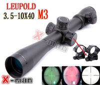 099 airsoft gun - 2014 NEW Leupold M3 x40 hunting scope rifle sight Differentiation in hunting gun accessories Tactical airsoft riflescope