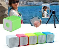Wholesale wireless super mini bluetooth speaker with anti lost and bluetooth shutter for smart phone