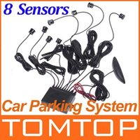 Wholesale Hot sale Car LED Display Sensors Kit Reversing Parking Radar Buzzer System