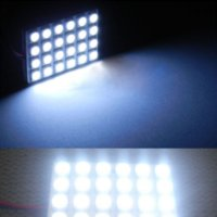 Wholesale Automobiles Motorcycles RV Parts Accessories SMD T10 Car interior Dome Door LED Panel Light Lamp LG5D