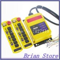 Wholesale 1 Speed Transmitter Control Hoist Crane Radio Remote Control System Controller