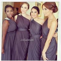 Wholesale Cranberry Bridesmaid Dress - Buy Cheap Cranberry ...