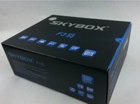 Wholesale NEW Original Skybox F3S Full pi HD PVR Digital Satellite Receiver support usb wifi youtube DHL