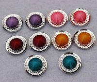 accessories halloween craft - 100PCS mm Round Resin Rhinestone flatback Beads DIY craft Jewelry Accessories ZZ23