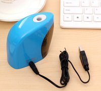 best touch desktop - Best price New Touch Switch Automatic Home School Office Desktop Electric Pencil Sharpener