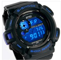 g-shock - New G Style Digital Watch S Shock Men military army Watch water resistant Date Calendar LED Sports Watches relogio masculino
