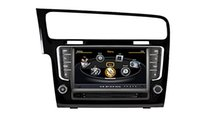 Wholesale OEM for VW golf In dash Auto Car DVD GPS player media system with free map of navigation Bluetoothradio TV ipod wifi